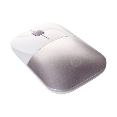 HP Z3700 Wireless Mouse, White-Pink - 4VY82AA