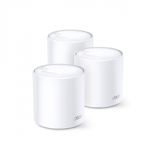 TP-Link Deco X20(3-pack) AX1800 Whole-Home Mesh Wi-Fi System