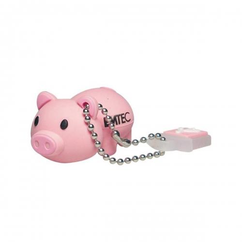 Emtec Flash USB 2.0 M319 16GB Animals Piggy - ECMMD16GM319