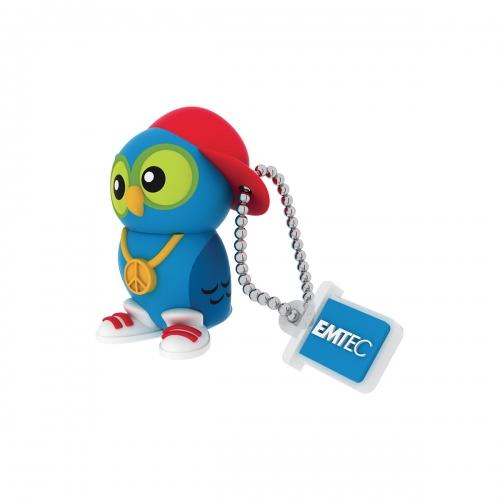 Emtec Flash USB 2.0 M341 16GB DJ Owl - ECMMD16GM341