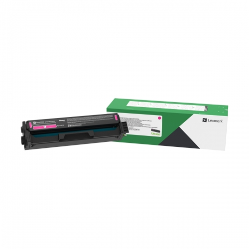 Toner Laser Lexmark 20N20M0 Standard Magenta -1.5k Pgs