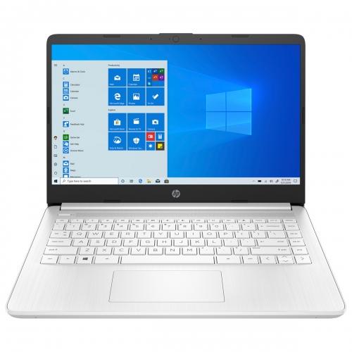 HP Laptop 14s-fq0003nv FHD AMD 3020e, 4GB Ram, 128GB SSD, W10S - 1Y0Y4EA