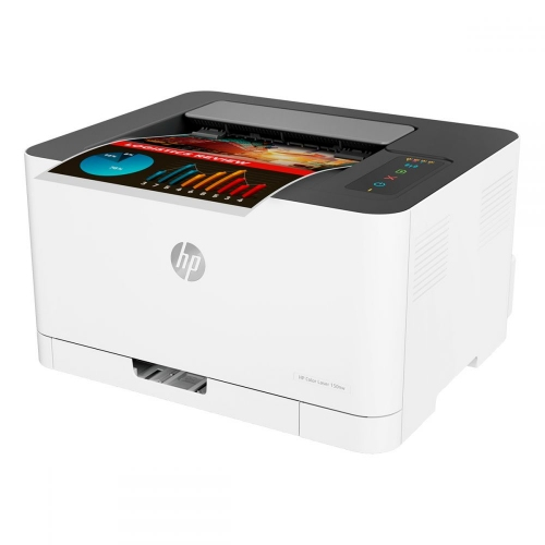 HP Color Laser 150nw Printer - 4ZB95A