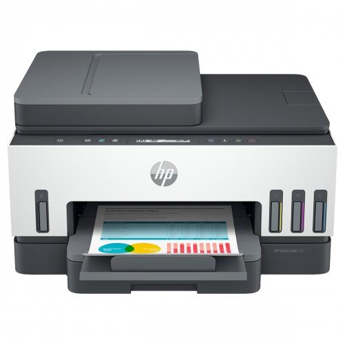 HP Smart Tank 750 AiO Printer - 6UU47A