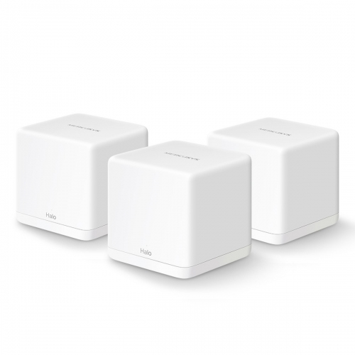 Mercusys AC1200 Whole Home Mesh Wi-Fi System - Halo H30G(3-pack)