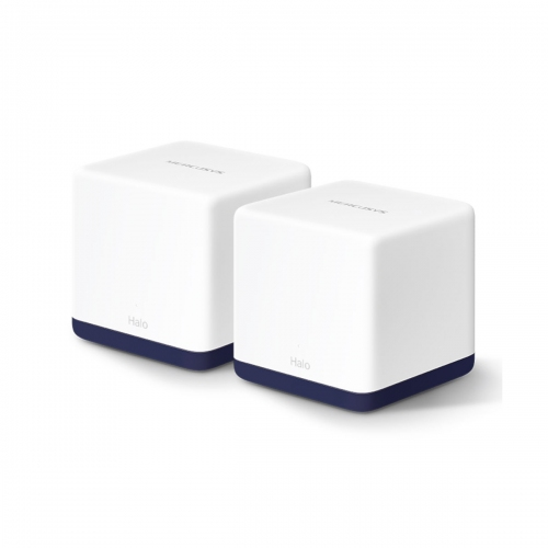 Mercusys AC1900 Whole Home Mesh Wi-Fi System - Halo H50G(2-pack)