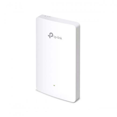TP-Link AX1800 Wall Plate WiFi 6 Access Point - EAP615-Wall