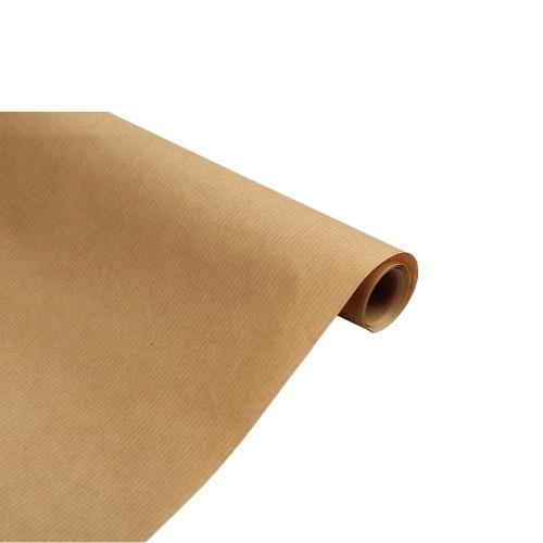 Χαρτί δώρου κράφτ 1x3 m Sadipal καφέ