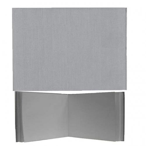 Νext βιβλίο εντυπώσεων λευκό, Α4 landscape, 80 λευκά φύλλα 120γρ.