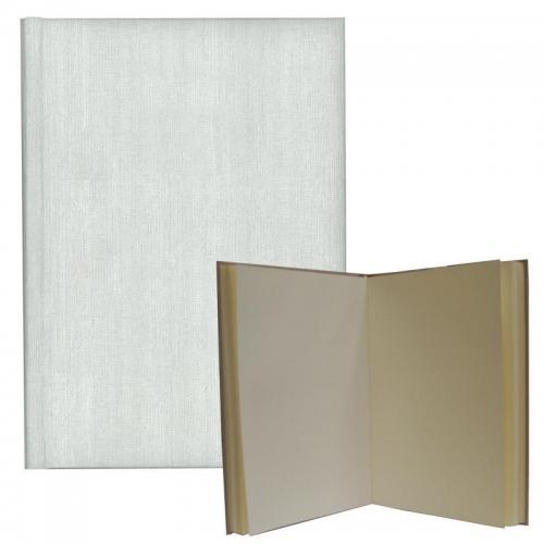 Νext βιβλίο εντυπώσεων λευκό, Α4 portrait, 80 σαμουά φύλλα 120γρ.