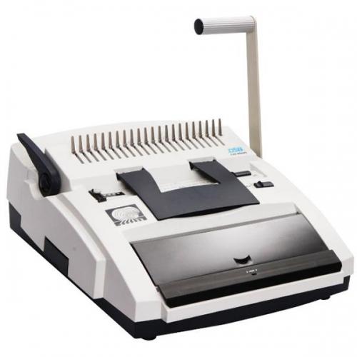 Dsb μηχανή βιβλιοδεσίας ηλεκτρική Α4 πλαστικού - μεταλλικού σπιράλ