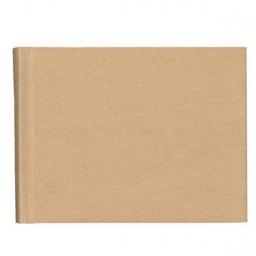 Νext βιβλίο εντυπώσεων-sketch book Eco, Α4 landscape 80 λευκά φύλλα 120γρ.