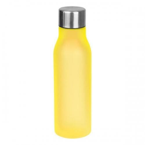 Μπουκάλι πλαστικό κίτρινο Ø6,5 εκ.
