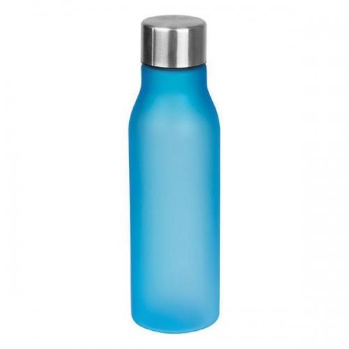 Μπουκάλι πλαστικό γαλάζιο Ø6,5 εκ.
