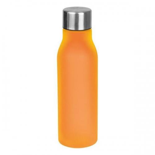 Μπουκάλι πλαστικό πορτοκαλί Ø6,5 εκ.