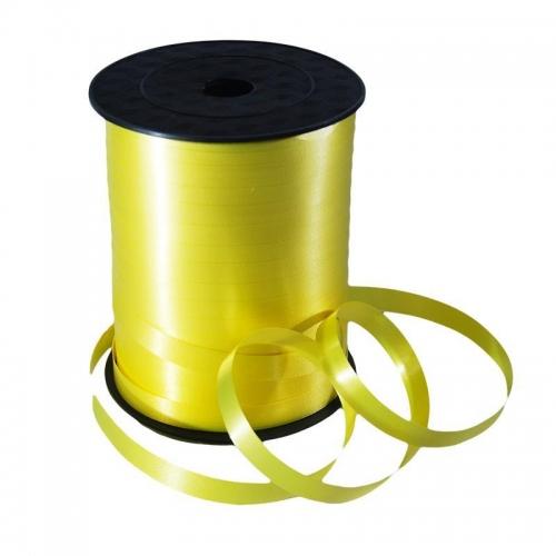 Ξυλοκορδέλα σε ρολό 1εκ. x228μέτρα κίτρινη