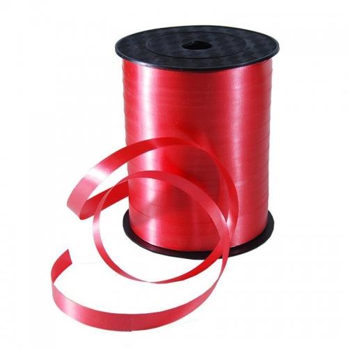 Ξυλοκορδέλα σε ρολό 1εκ. x228μέτρα κόκκινη