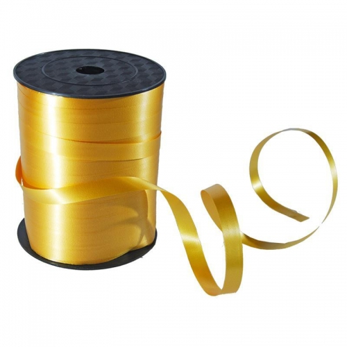 Ξυλοκορδέλα σε ρολό 1εκ. x228μέτρα χρυσή