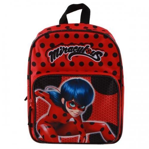 "Bagtrotter τσάντα πλάτης ""Miraculous lady bag"" με 2 θήκες Υ30x24x8εκ."