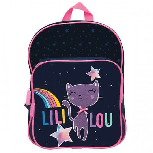 """Bagtrotter τσάντα πλάτης """"Lililou"""" με 2 θήκες Υ31x23x8εκ."""