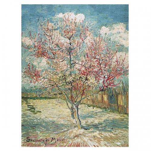 """Παζλ """"Peach tree"""", 26x38εκ., 1000 τεμαχίων"""