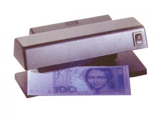 Comsafe μηχανή ανίχνευσης πλαστών χαρτονομισμάτων λάμπα UV