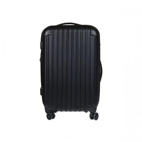 Βαλίτσα ταξιδίου abs μαύρο Υ57x36x24εκ. (cabin size)